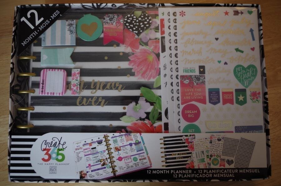 The Happy Planner Kit