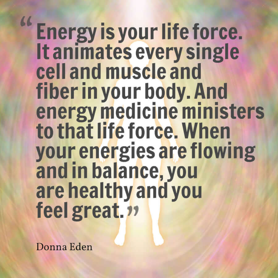 donna eden Energy Course quote