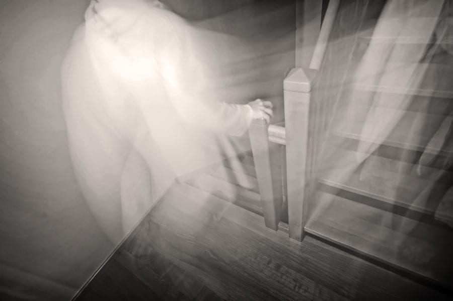 Ghost Stories: Why I Don't Sleep At People's Homes Anymore